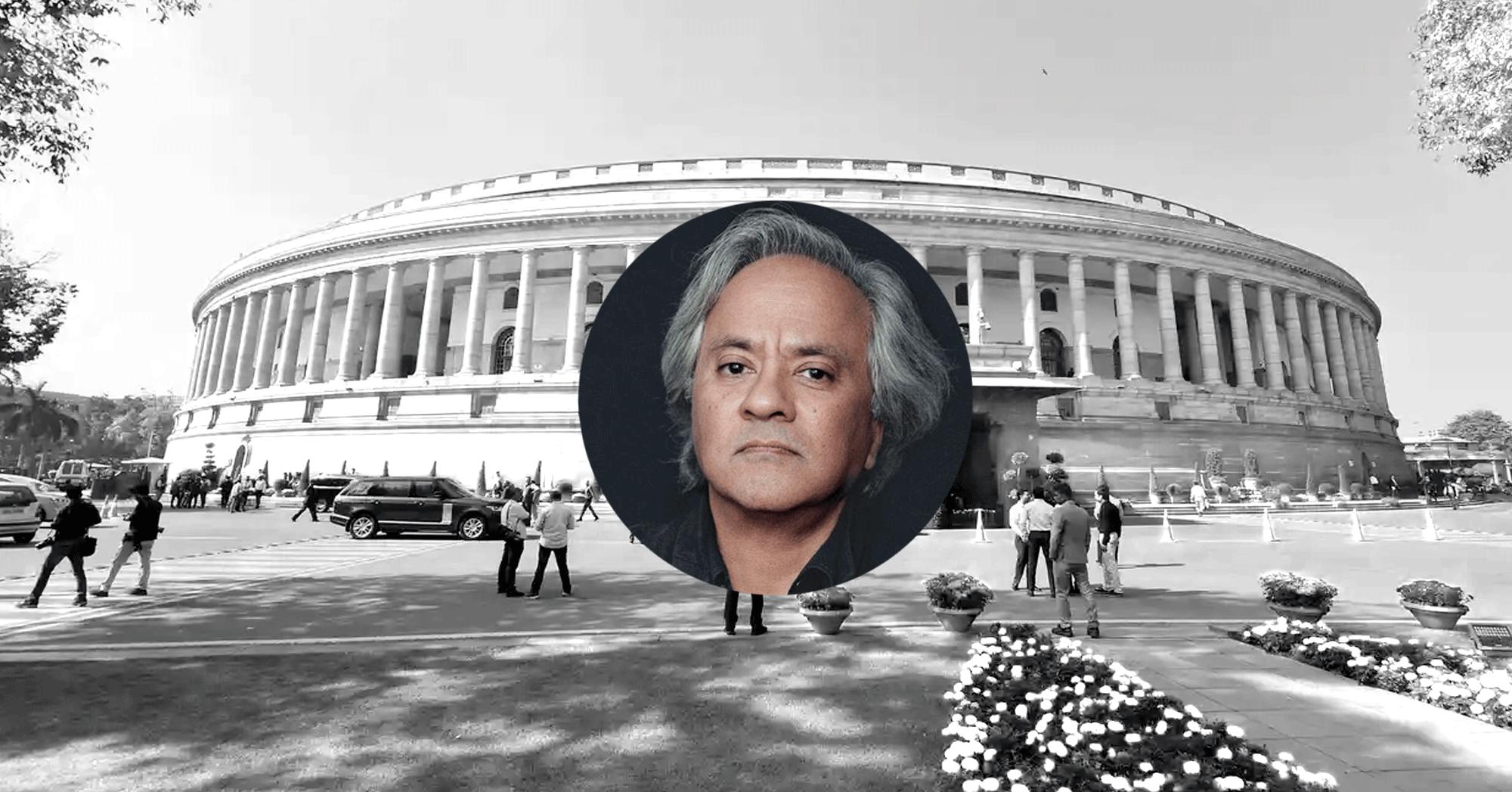 В Індії будівлю парламенту хочуть зруйнувати бульдозером