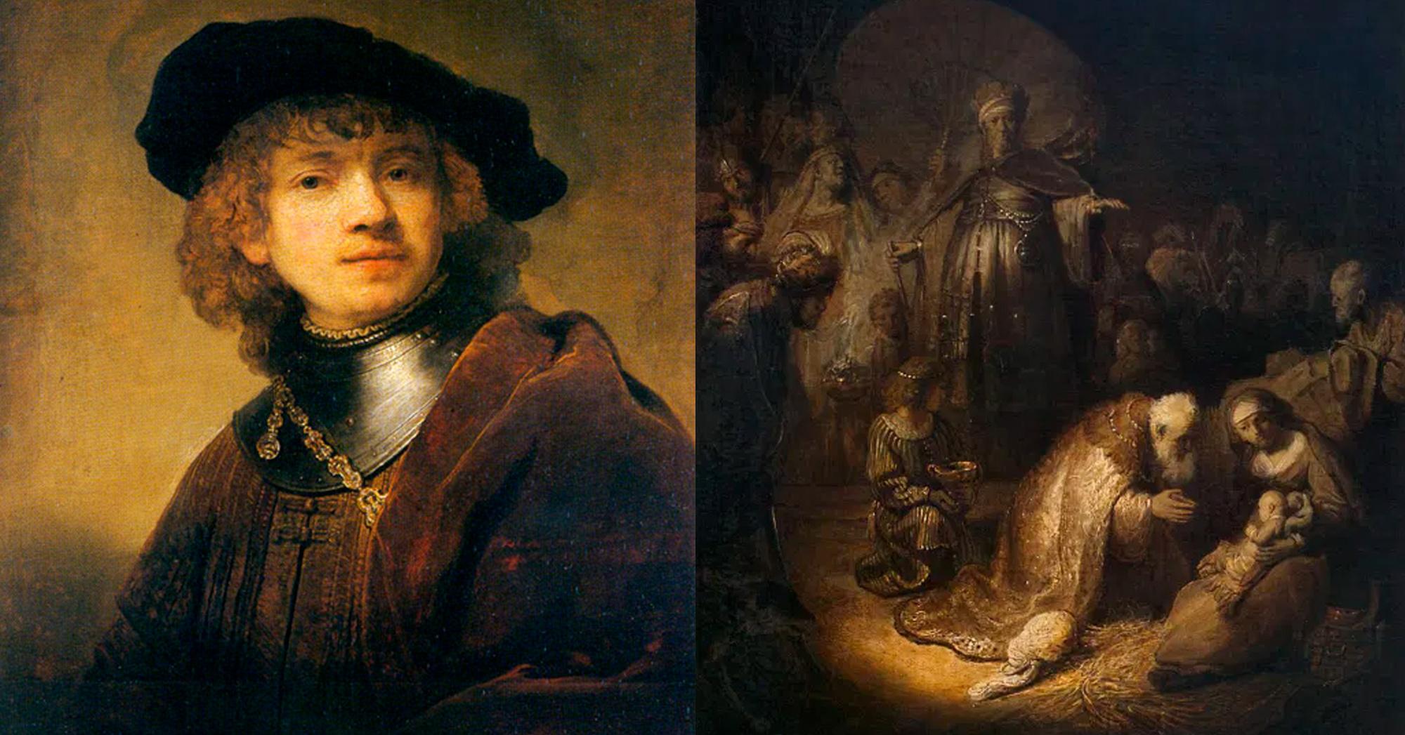 В Італії знайшли чергове полотно Рембрандта