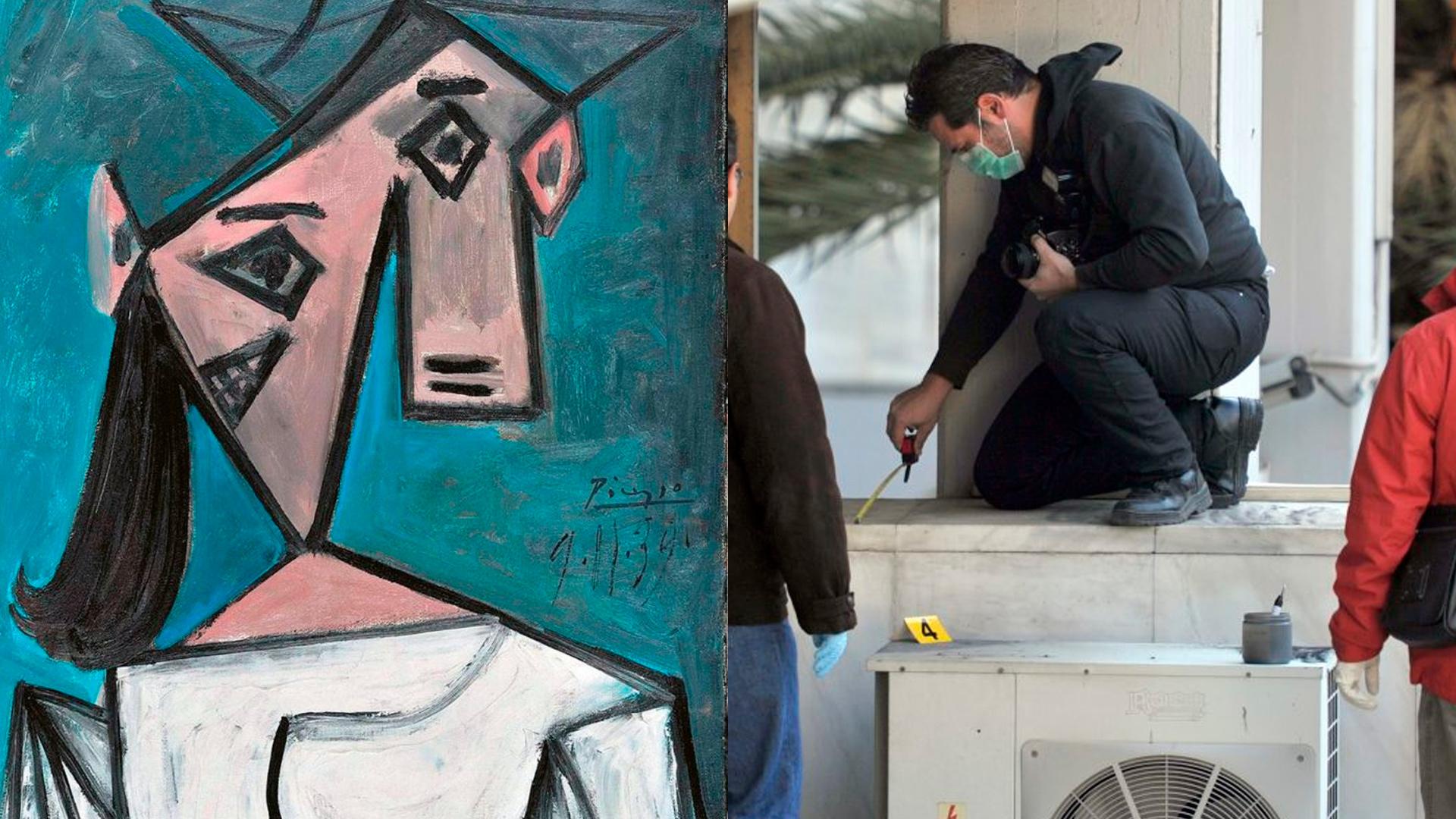 У Греції знайшли викрадені картини Пікассо та Мондріана