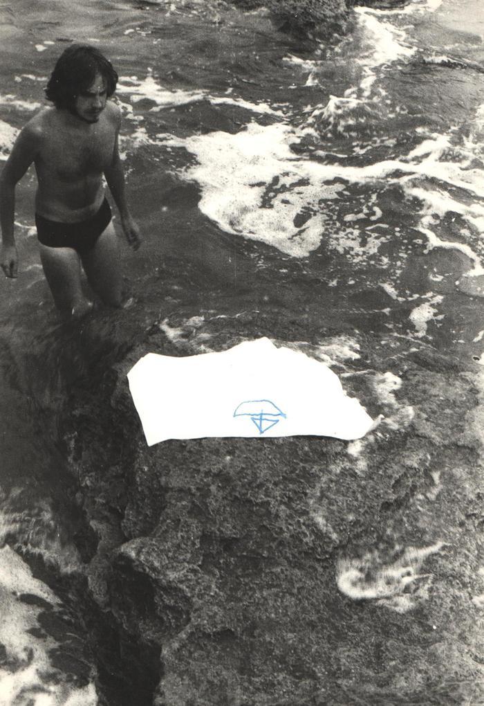 Ігор Чацкін, акція «Кораблик». Фото з архівку МСМО