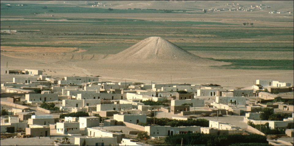 У Сирії, можливо, знайшли найдавніший меморіал