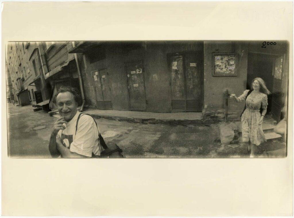 Віктор Кочетов, «Без назви», 2000 ©MOKSOP