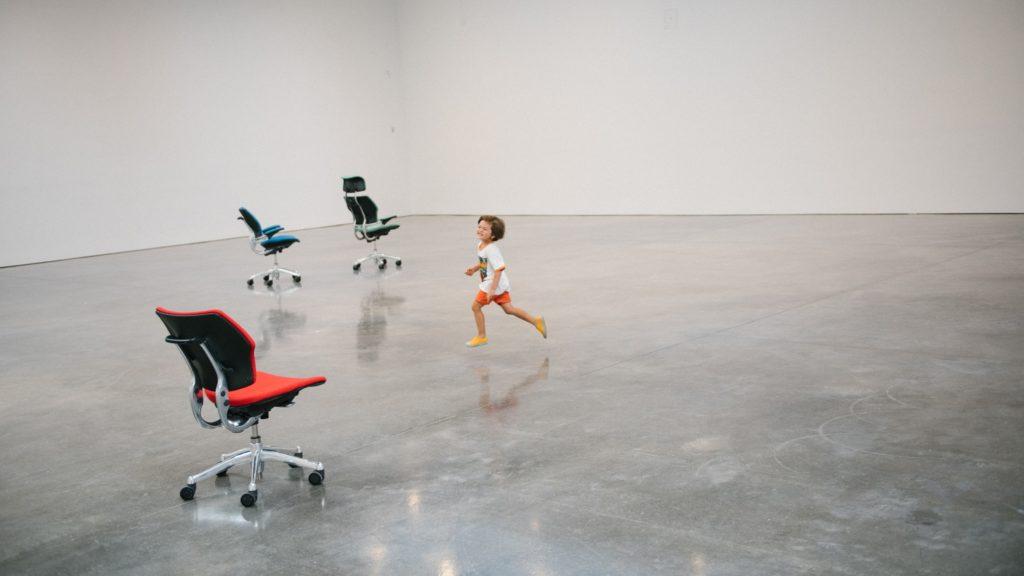 5 робіт: офіс у роботах класиків