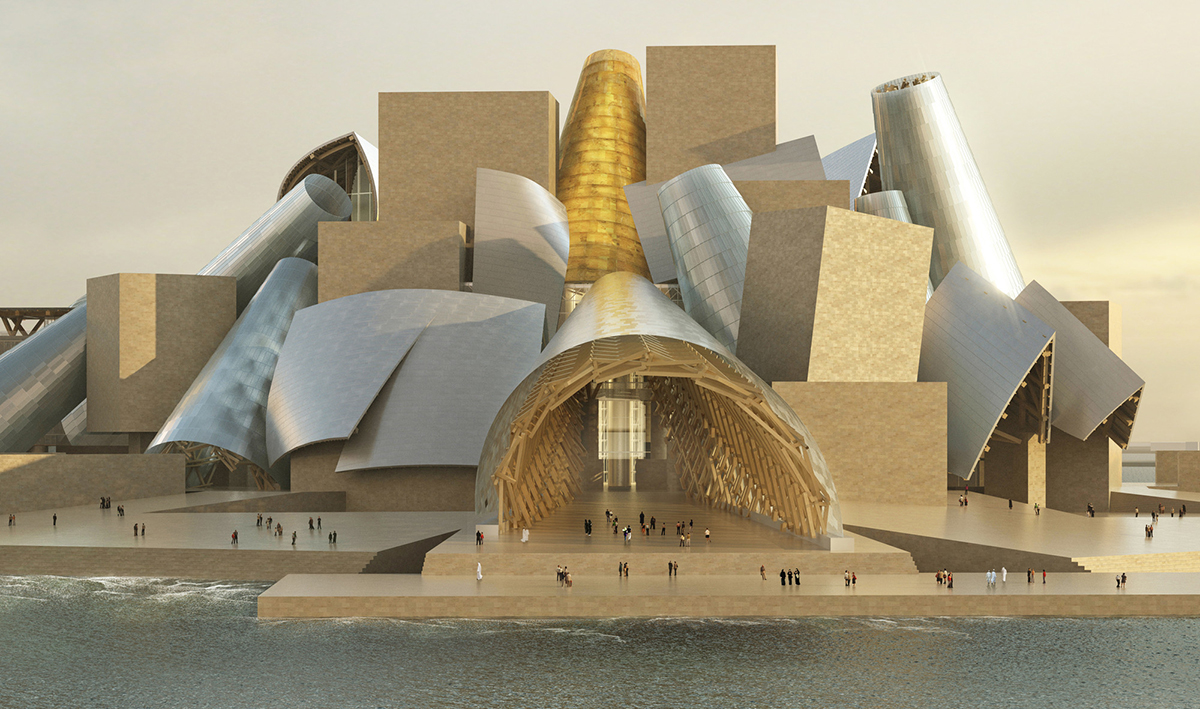 Стратегії: Абу-Дабі витратить 6 мільярдів доларів на розвиток індустрії культури