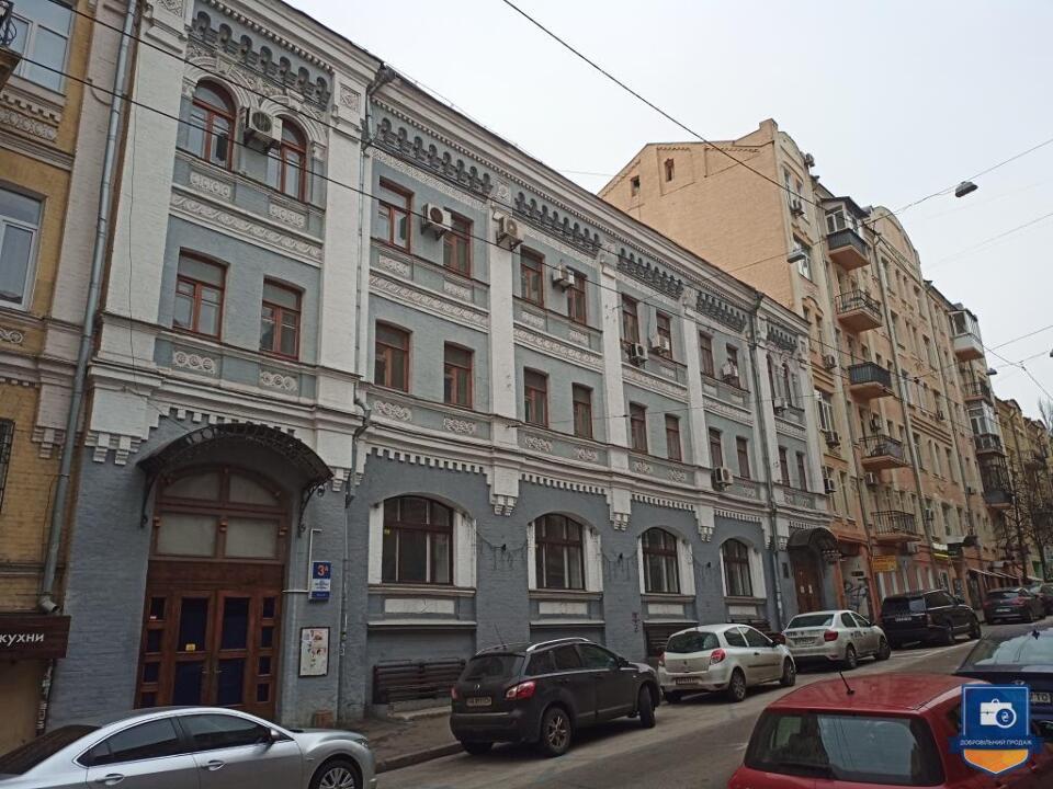 У центрі Києва продають чергову будівлю XIX століття