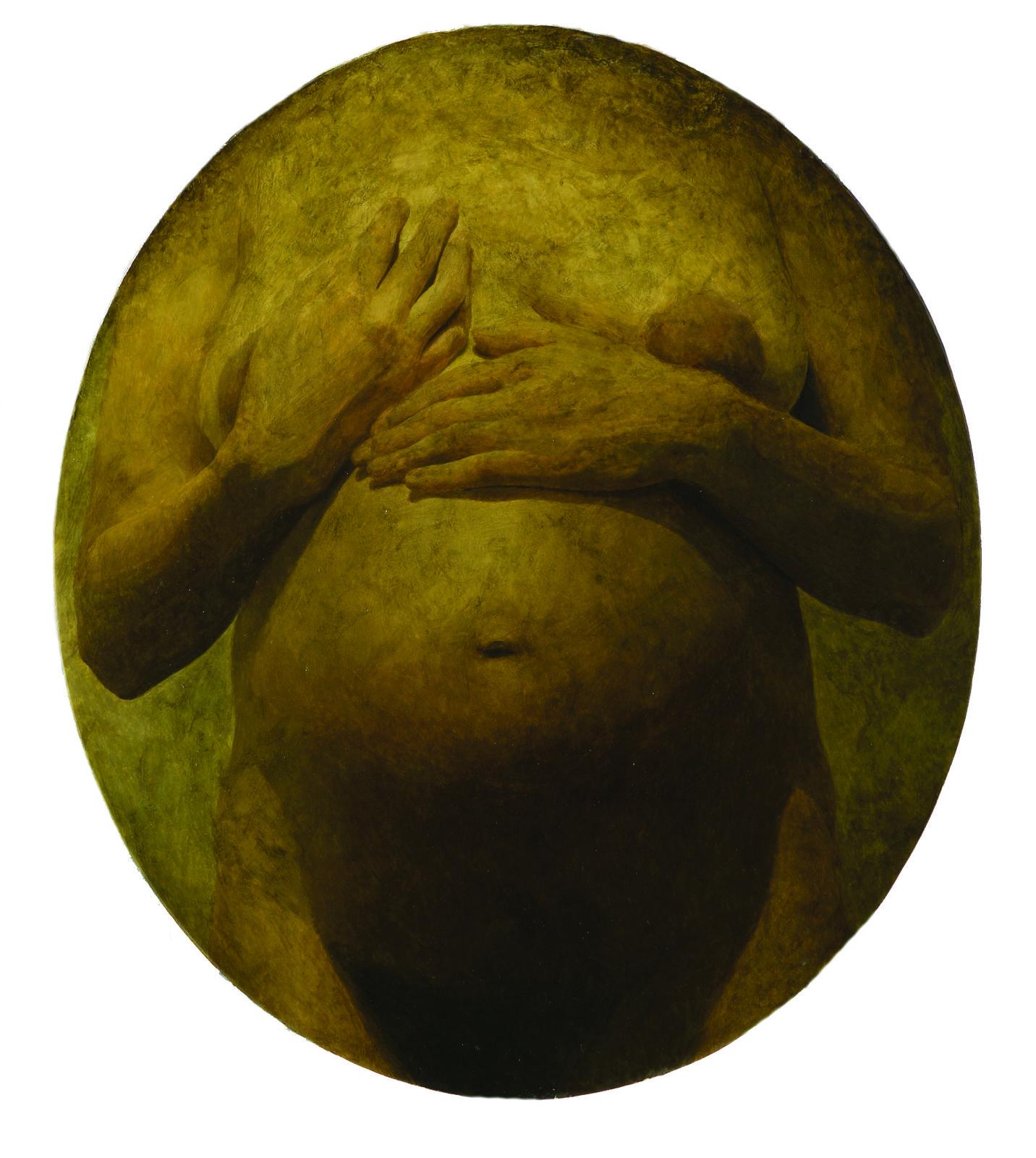 Артем Волокітін. Із серії «Дотик», 2008