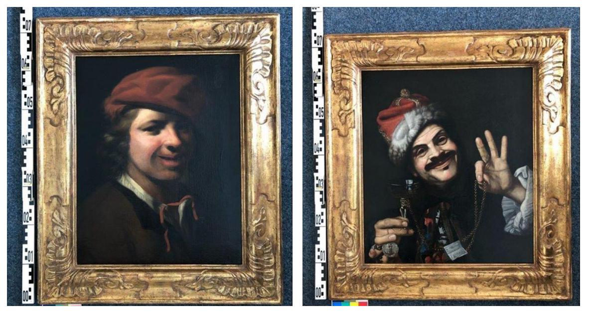 У Німеччині в сміттєвий бак викинули 2 картини XVII століття