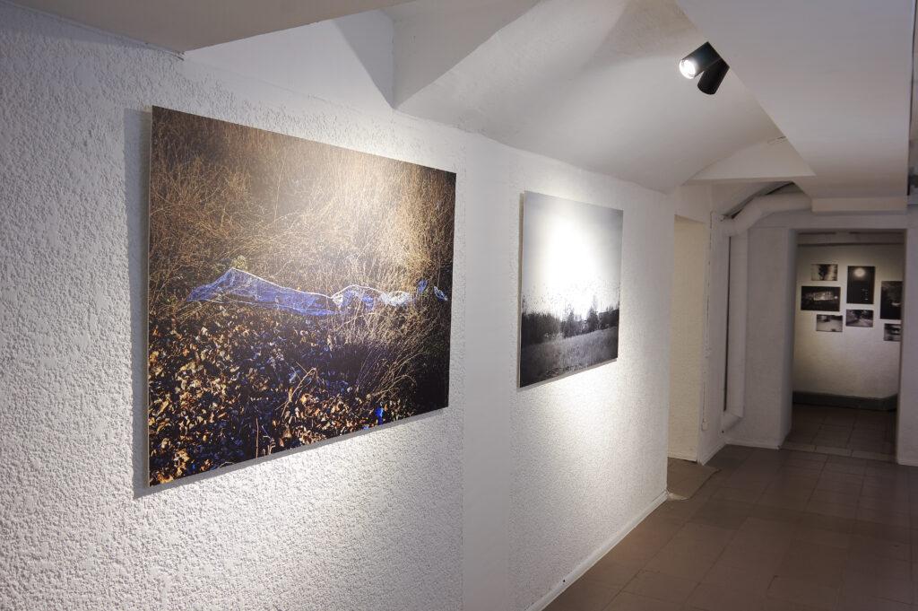З виставки «Світло та слід» в Muzeon, 2021