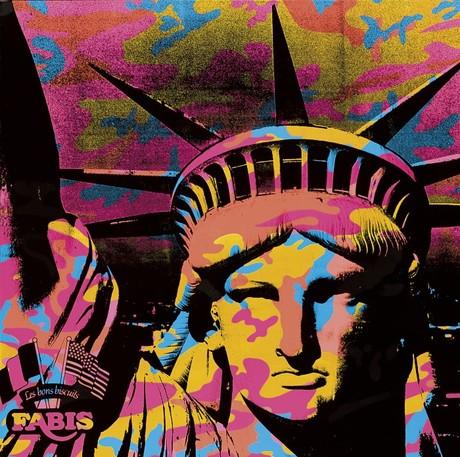©chrisities.com Енді Воргол, Статуя Свободи