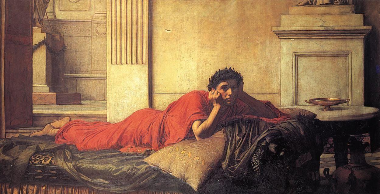 Не такий вже і поганий: у Британії проведуть виставку, яка прославлятиме імператора Нерона