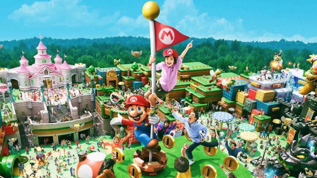 Super Mario і не тільки: Nintendo створить музей в одній зі старих фабрик