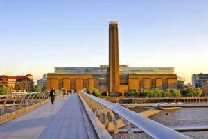 Tate Modern перетворили у центр вакцинації