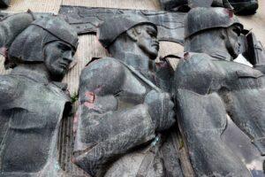 У Львові завершили переміщення Монументу бойової слави радянських збройних сил у музей «Територія терору»