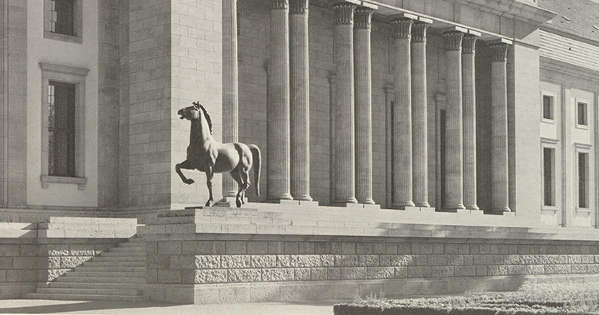 Нацистські скульптури Гітлера стали державним надбанням Німеччини