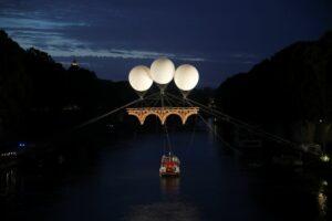 У Римі втілили проєкт Мікеланджело «Міст Фарнезе»