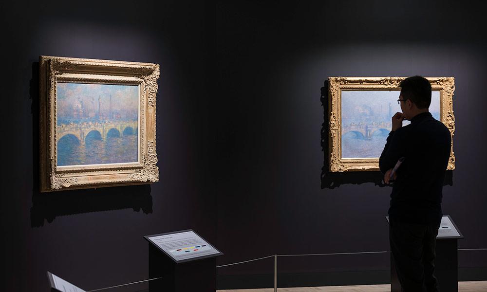 В Італії створили систему, що дозволяє аналізувати, як глядачі розглядають твори мистецтва