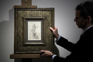 Міністерство культури Франції заборонило колекціонеру вивести малюнок Леонардо да Вінчі