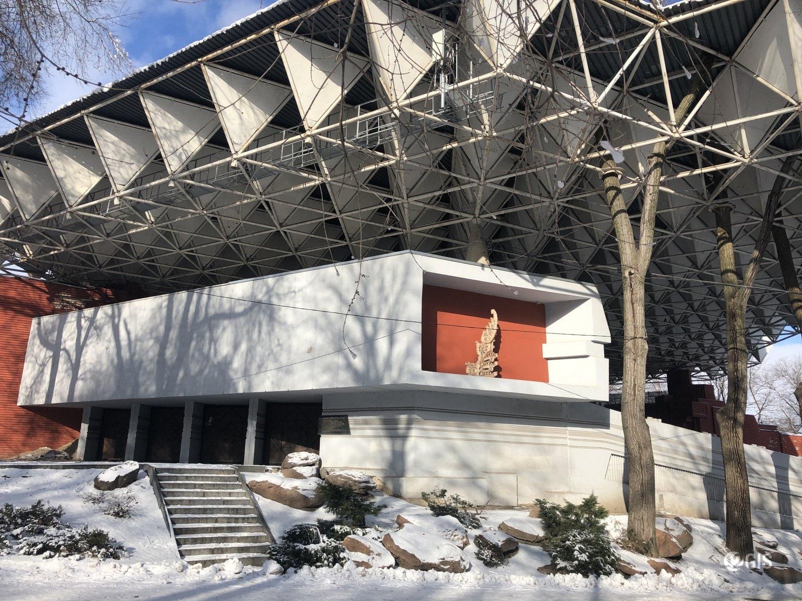 У Дніпрі Літній театр визнали пам'яткою архітектури