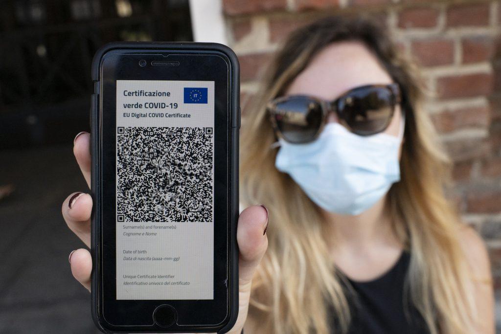 Італія стала останньою європейською країною, яка вимагає тест на СOVID-19 перед відвідуванням музеїв