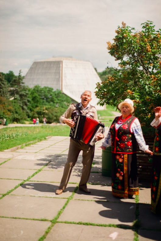 Ботанічний сад. Фотограф: Антон Орехов