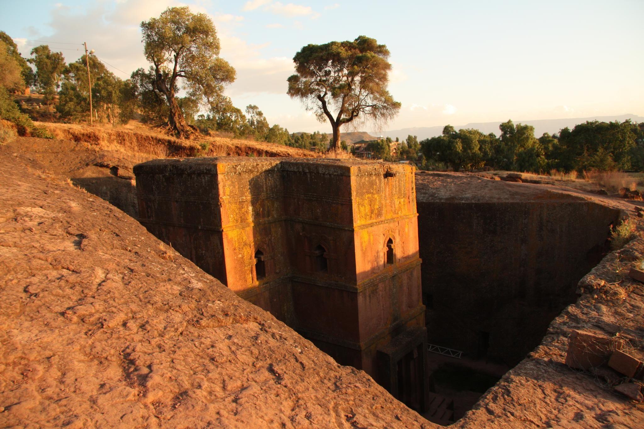 Священні скельні церкви Ефіопії можуть зникнути назавжди