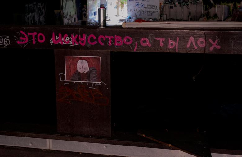 Гарелея х Blindspot — no usaid