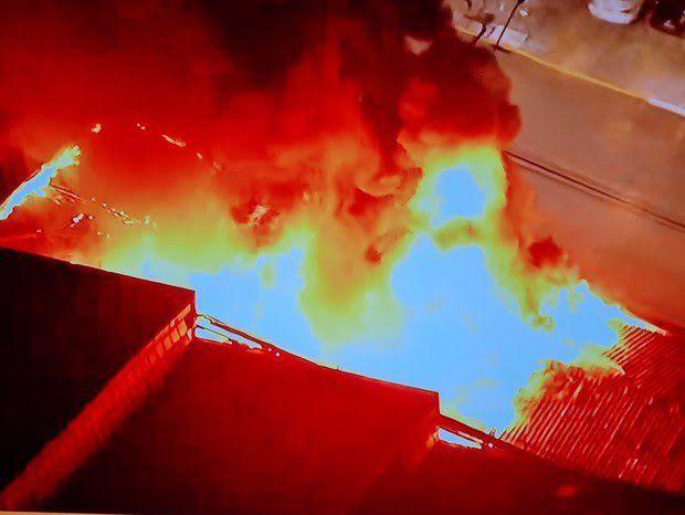 У Бразилії згорів найбільший кіноархів країни