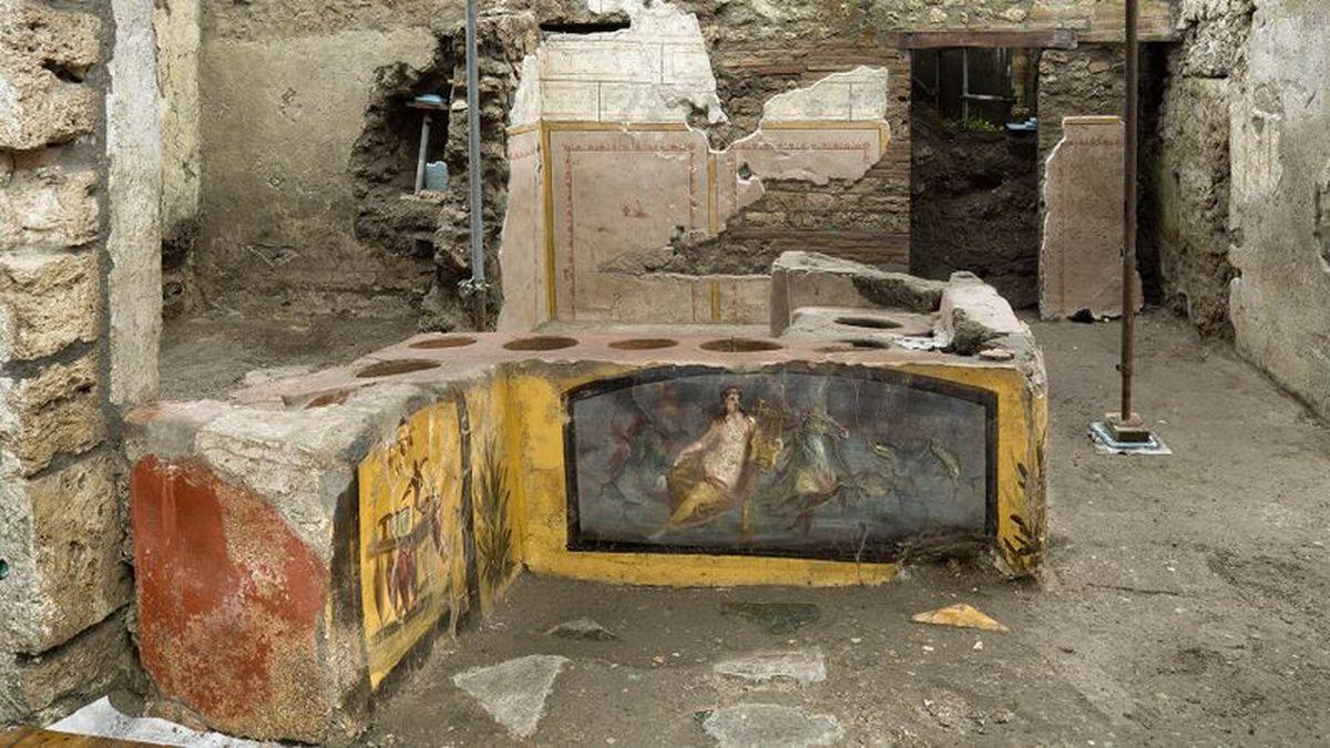 Стародавній фаст-фуд: у Помпеях на місці прилавка з їжею відкриють бістро