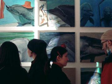 «Ласкаво просимо»: про альтернативну виставку у майстерні