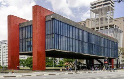 Художній музей Сан-Паулу з'єднають з сусіднім 14-поверховим будинком