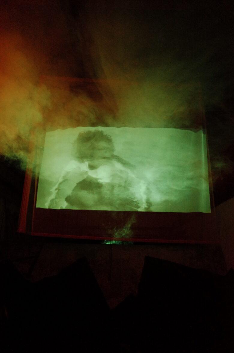 AntiGonna, Andrew Sighuntsov. Fountain Of Wet Desires. Video, installation, 2021.АнтіГонна, Андрій Сигунцов. Фонтан вологих бажань. Відео, інсталяція, 2021