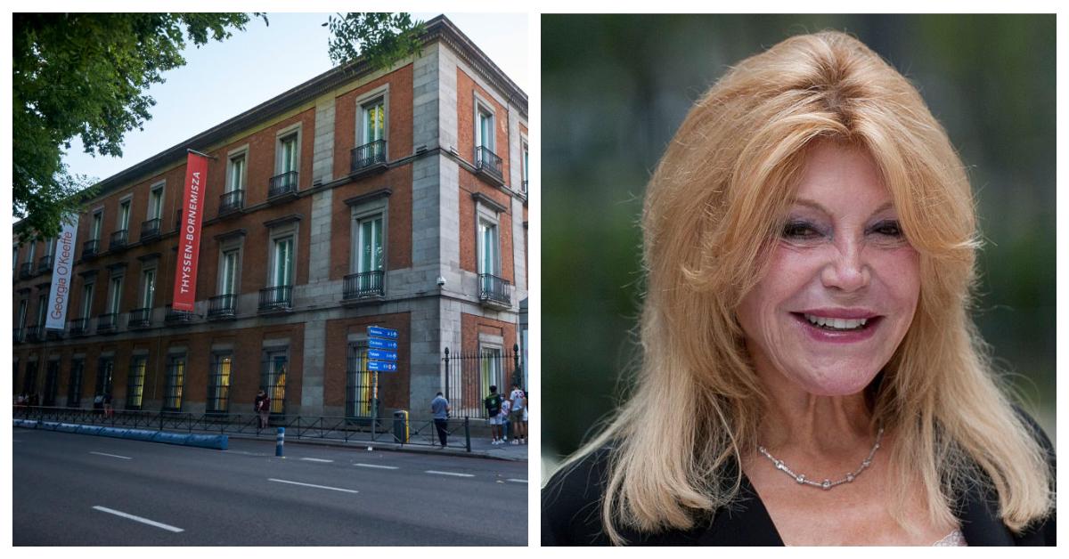 Уряд Іспанії орендував колекцію з понад 300-х робіт для Мадридського музею