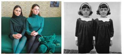 У межах Berlin Photo Week відкрилася виставка Поліни Полікарпової та Діани Арбус