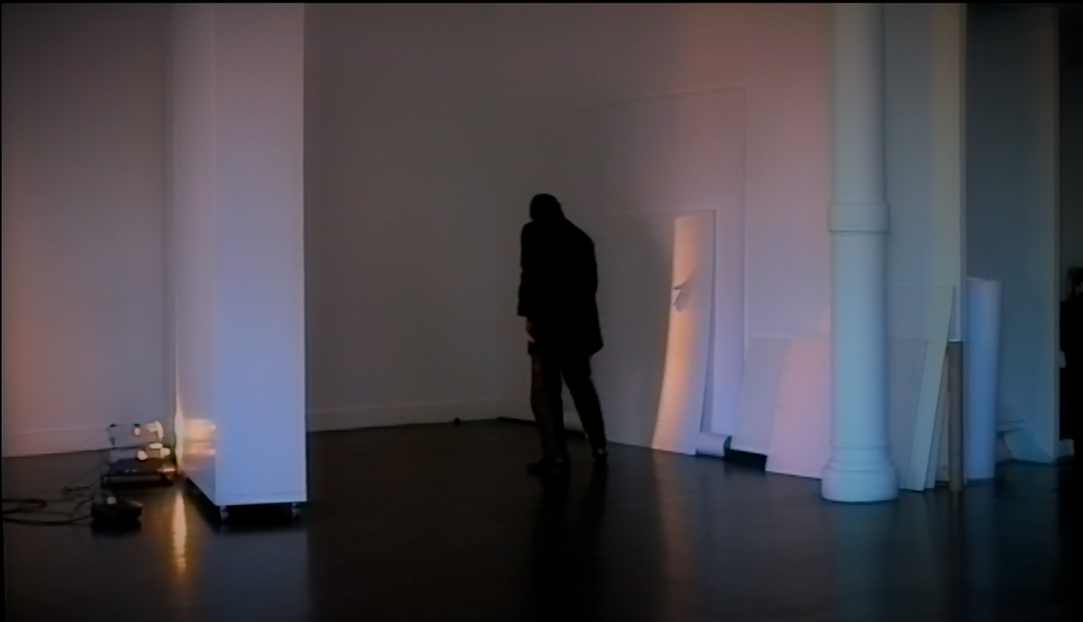 Nan Hoover на кадрі з відео «Slight Delusion of Grandeur»