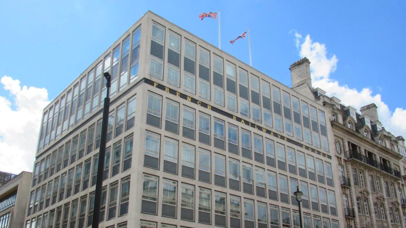 У Лондоні знесуть модерністську будівлю заради офісу