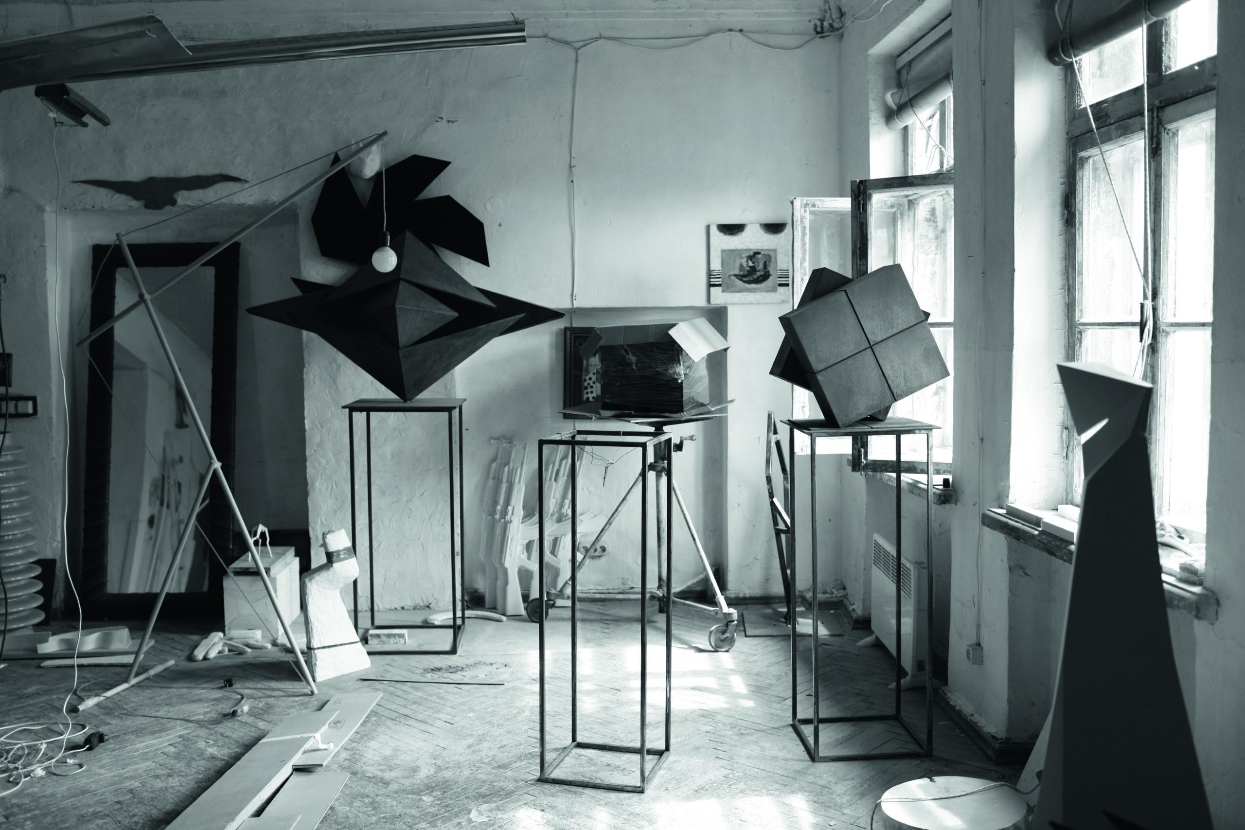 Уривок з книжки «Нова українська скульптура»: про Олексія Золотарьова