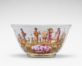 Рейксмузеумпридбав на аукціоні рідкісні порцелянові предмети XVIII століття