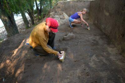 На Херсонщині знайшли піч, якій понад тисячу років