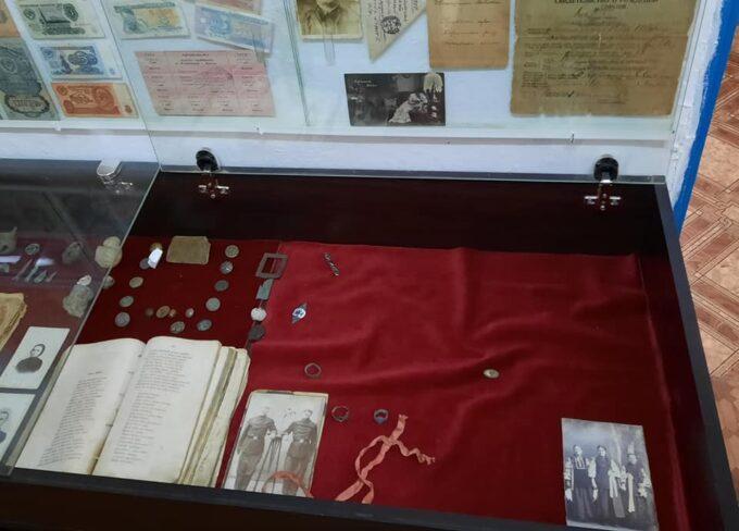 На Полтавщині обікрали музей. @facebook