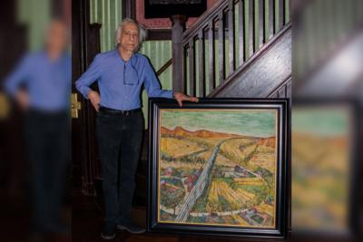Американський колекціонер подав позов на Музей Ван Гога, оскільки той не визнав оригінальність його картини
