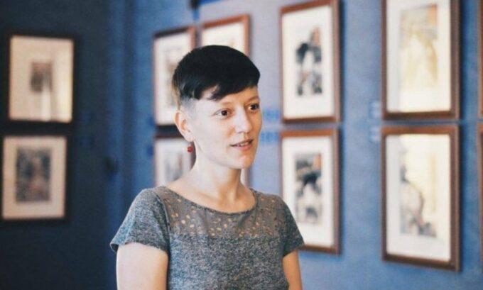 Катерина Чуєва. @hromadske