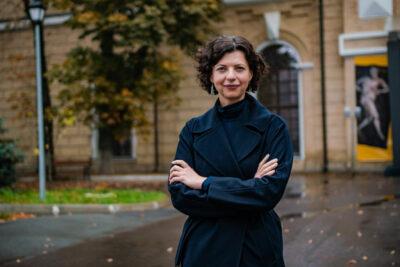 Олеся Островська-Люта вдруге очолила «Мистецький арсенал»