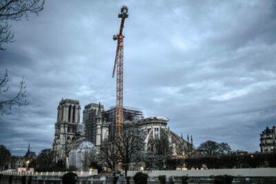 Собор Паризької Богоматері остаточно готовий до відбудови