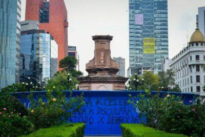 У Мехіко скульптуру Колумба замінять на пам'ятник жінкам