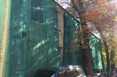 На Лук'янівці замість історичної будівлі хочуть звести бізнес-центр