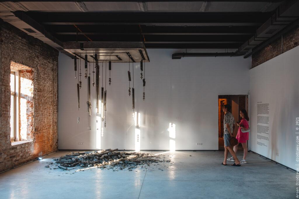 Виставка Даніїла Галкіна у межах «Конструкції» 2021