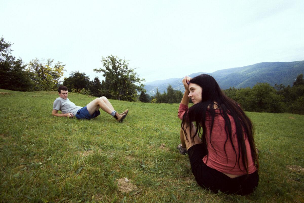Алекс Фішер та Анна Потьомкіна