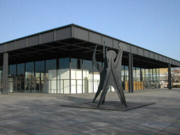 Після 6 років реставрації в Берліні перевідкрили Національну галерею