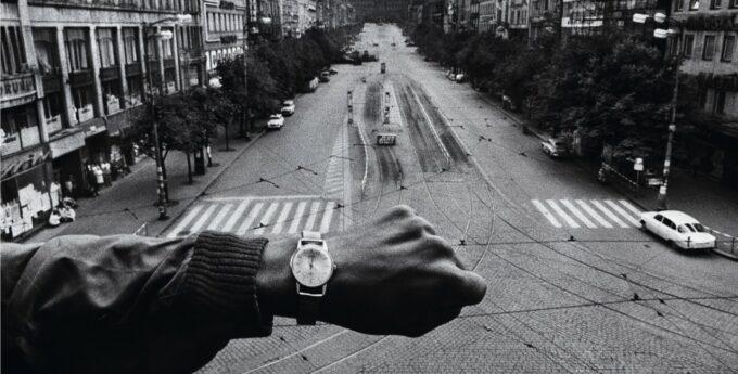 Прага, серпень 1968, Йозеф Куделка. @expats.cz