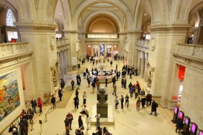 Музей Метрополітен у Нью-Йорку вимушений продати деякі роботи через дефіцит коштів
